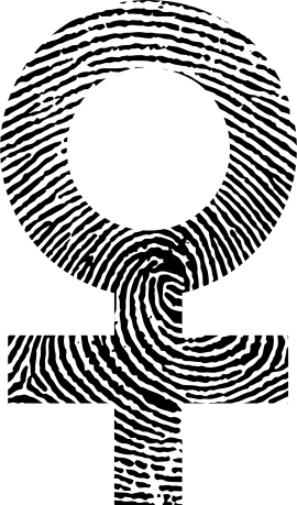 Female-Symbol-Fingerprint