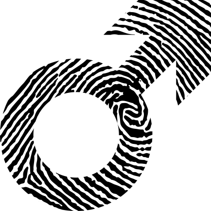 Male-Symbol-Fingerprint