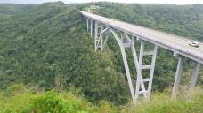 Bridge on way to Hotel